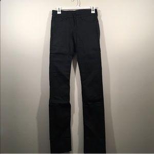 NEVER WORN black skinny pants